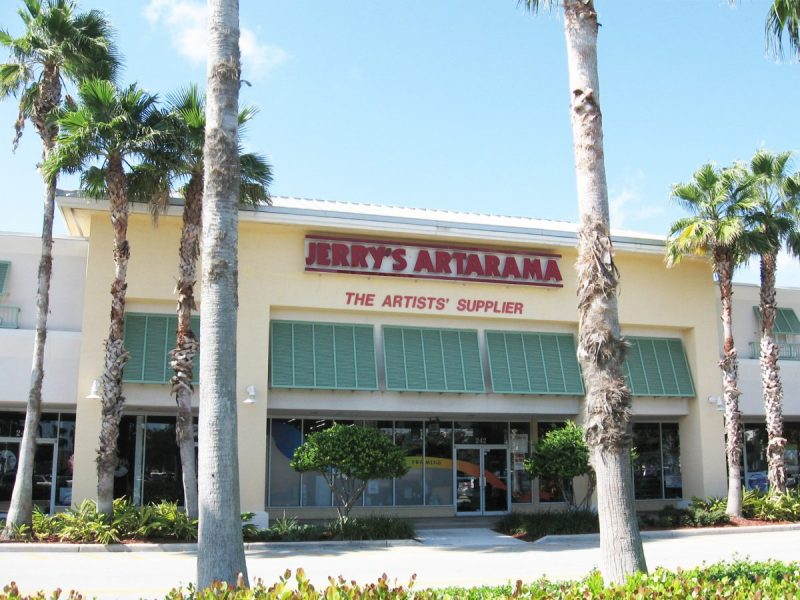 Jerry's Artarama Retail Art Supply Store in Deerfield Beach, FL