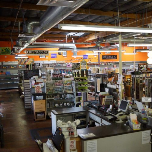 Interior Picture of Jerry's Artarama Art Supply Store in Tempe, AZ