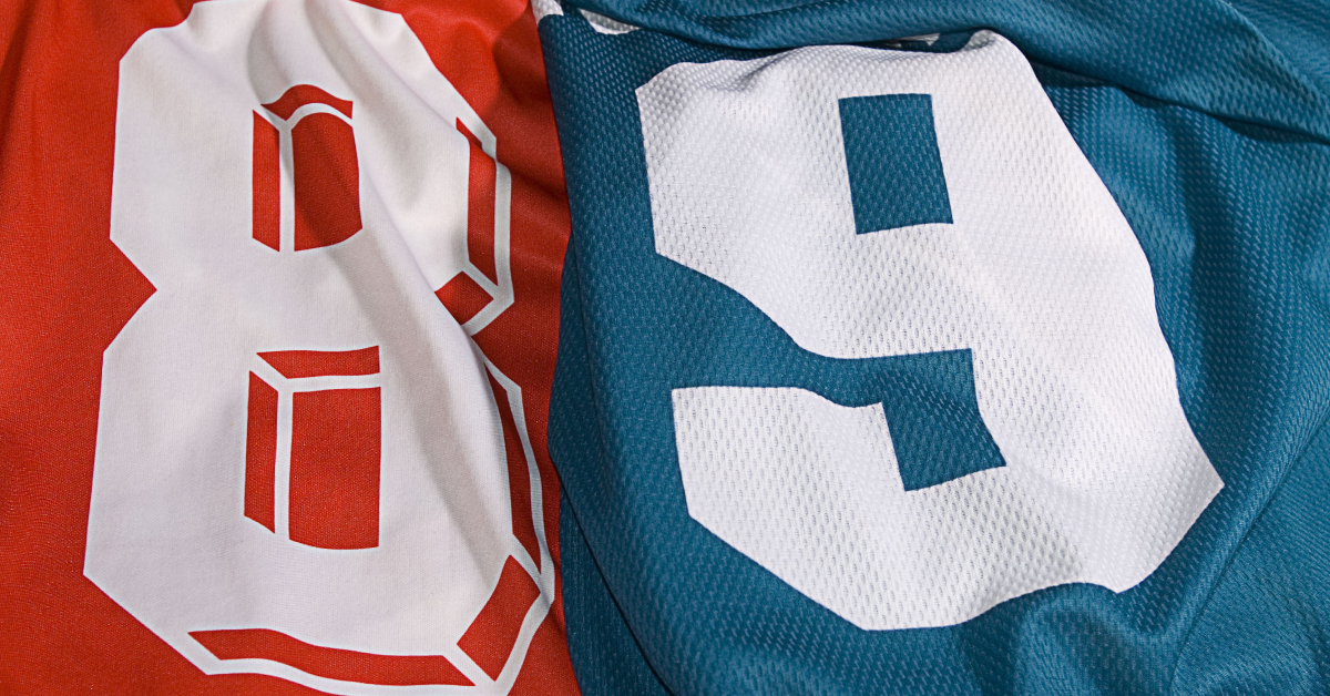 How Jersey Framing Can Elevate Your Game