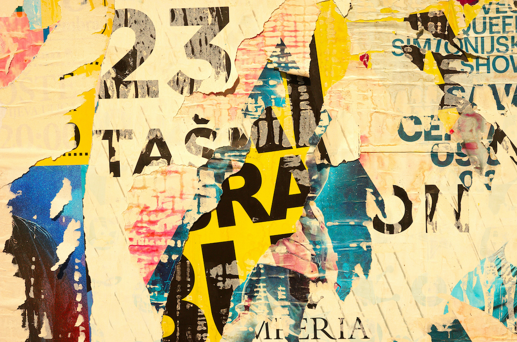 Gather up materials for your next collage masterpiece by visiting your local Jerry's Artarama.