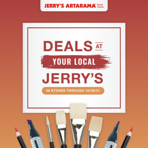 October Deals at Your Local Jerry's