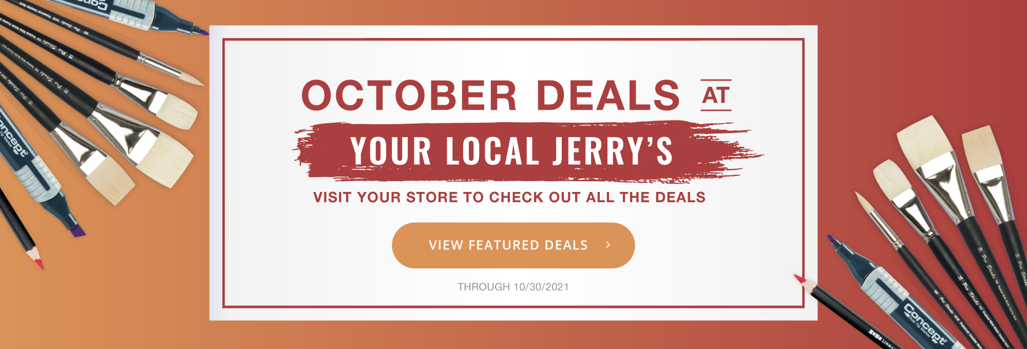 Jerry's Artarama Retail Stores - Your Local Art Supply Store