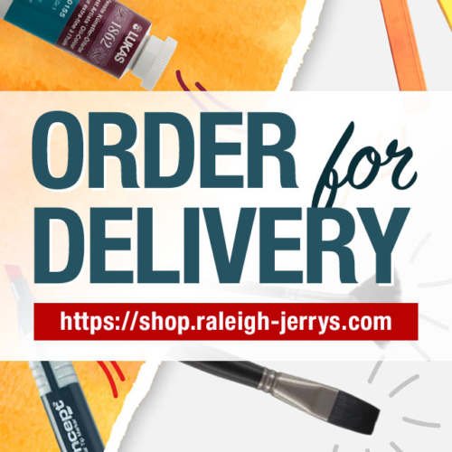 Order for Delivery or Pick-Up