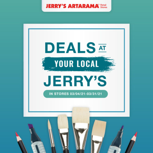 Deals at Your Local Jerry's
